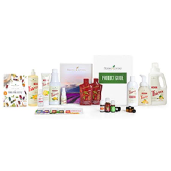 Young Living Premium Starter Kit with Thieves/ Kezdőcsomag Thieves termékekkel
