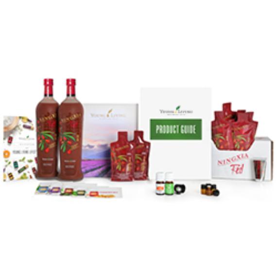 Young Living Premium Starter Kit with NingXia / Kezdőcsomag NingXia termékekkel