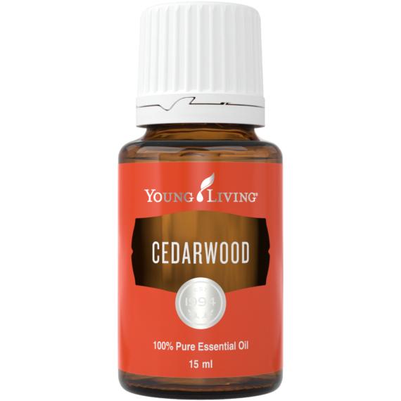 Young Living Cédrusfa (Cedarwood)