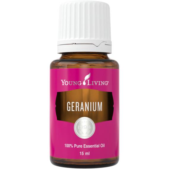 Young Living Geranium - Muskátli