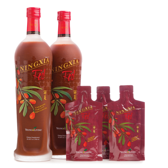 Young Living NingXia Red Combo Pack