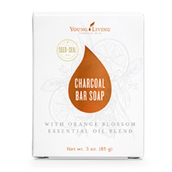 Young Living Charcoal Bar Soap - Aktív szenes bőrtisztító szappan