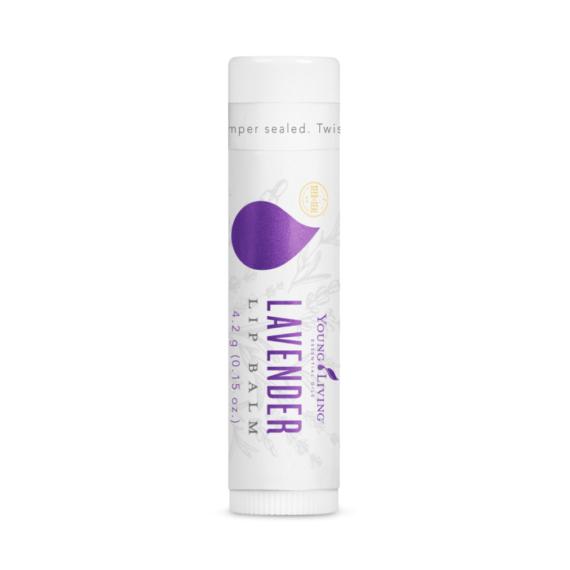 Young Living Lavender Lip Balm / Levendulás ajakápoló