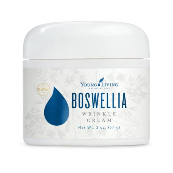 Young Living Boswellia Wrinkle Cream (Ránctalanító krém)