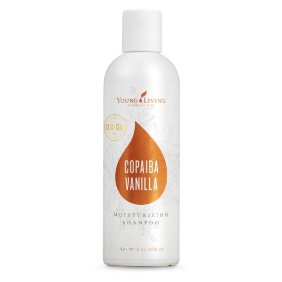 Young Living Copaiba Vanilla Moisturizing Shampoo / Hidratáló Sampon