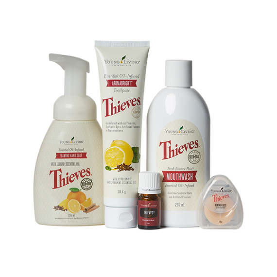 Young Living Spring Essential Bundle - Thieves csomag