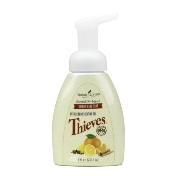 Young Living Thieves Foaming Hand Soap  UTÁNTÖLTŐ (Folyékony szappan)