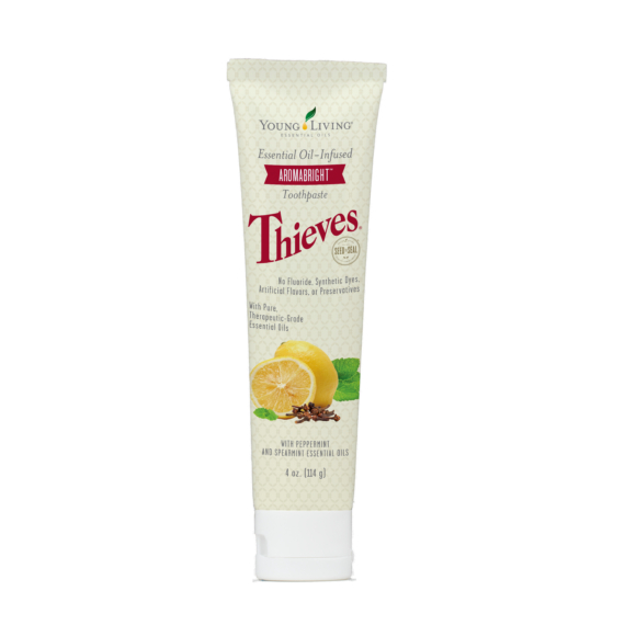 Young Living Thieves Aromabright Toothpaste (Fogkrém)